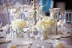 mercury candles wedding - Google Search