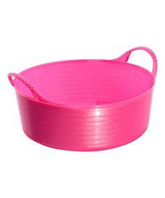 Pink Extra Small Tubtrug #zulily #zulilyfinds