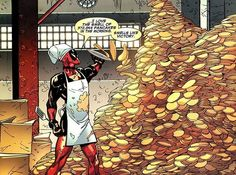 Quotes from Deadpool Comics