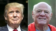 Barry Diller on Donald Trump: The billionaire CEO who says he'll leave country if Trump is elected - Oct. So Called Friends, Cnn Money, 2016 Presidential Election, Wife And Kids, The Daily Beast, Who Said, Trump Wins, Conservative Politics