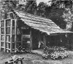 Romsey Australia - Early Settlers Homes and Bush Huts in Australia. Abandoned Houses, Abandoned Places, Old Houses, Australian Bush, Australian Homes, Victoria Australia, South Australia, Van Diemen's Land, Wattle And Daub