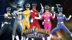 The first power rangers series i've watched .In Greece they transleted as power rangers astro and they are awesome even today :D