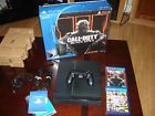 Sony PlayStation 4 (PS4) - 500 GB Jet Black Console (CUH-1215A) With Games