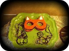My Life as Jar: How To Have A Fantastic Mr. Fox Party