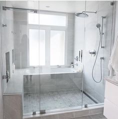 Shower finishes