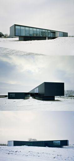 Marchesini Headquarters  LAN Architecture / Kawał niezłego minimalu. / Great piece of minimal.