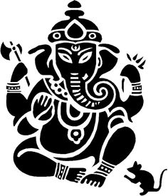 GANESH Photo: This Photo was uploaded by GANESH_LSD. Find other GANESH pictures and photos or upload your own with Photobucket free image and video host. Ganesha Tattoo, Ganesha Art, Lord Ganesha, Stencil Art, Stencils, Ganesh Ji Images, Namaste, Cliparts Free, Ganesh Photo