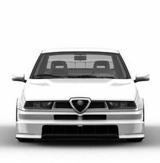 alfa romeo classic cars and trucks Alfa Romeo Gtv6, Alfa Romeo 155, Alfa Romeo Spider, Alfa Romeo Cars, Alfa Brera, Fiat Tempra, Cool Car Pictures, Pretty Cars, Best Muscle Cars
