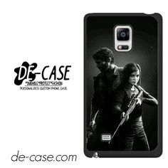 The Last Of Us Joel DEAL-10812 Samsung Phonecase Cover For Samsung Galaxy Note Edge