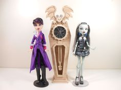Monster High Furniture  Miniature 16 Scale by MonsterMiniCustoms, $25.00