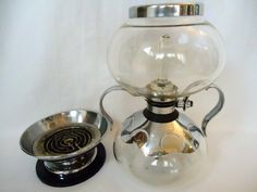 Vintage Vacuum Glass SILEX COFFEE Maker / by StandardFaire on Etsy, $125.00