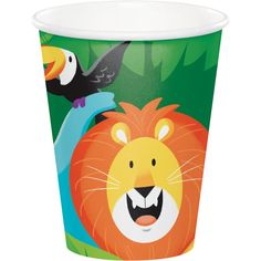 Check out the deal on Jungle Safari 9 oz Hot/Cold Cups at Party at Lewis. #junglepartyideas #jungleparties #junglepartythemes #junglebirthdays #junglesafariparty #junglethemepartyideas #junglethemebirthdayparty #junglethemeparties #safarijungleparty #junglebirthdaypartyideas #junglebirthdayparties #junglepartydecorations #junglebirthdaytheme #safariparty #junglesafaribirthdayparty #junglekidsparty #partyjungletheme #junglethemebirthday #babyshower  #1stbirthday #props #themepartyideas