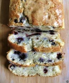 Blueberry Cream Cheese Bread #best recipe to try
