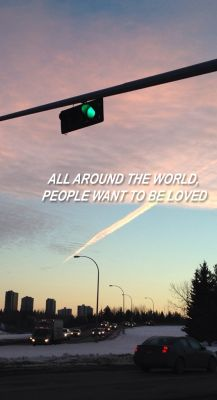 All around the world---- Justin Bieber