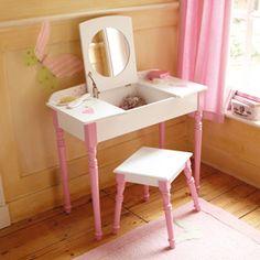 Bon Little Girl Dressing Table