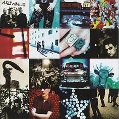 My favorite U2 album, Achtung Baby.  Amazing.  And it just turned 20!