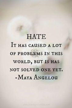 -Maya Angelou #quotes