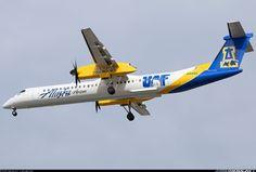 Alaska Airlines (Horizon Air) De Havilland Canada DHC-8-402Q Dash 8  San Diego - International / Lindbergh Field (SAN / KSAN) USA - California, January 26, 2014