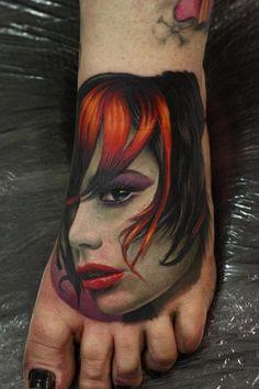 #tattoo by john anderton www.nemesistattoo.co.uk