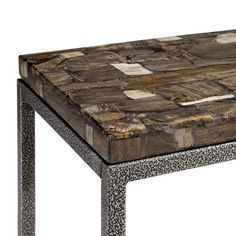 Lowe's Home Improvement Furniture, Turn To Stone, Home, Custom Table, Sofa End Tables, Table, Home Styles, Living Room Table, Lowes Home Improvements
