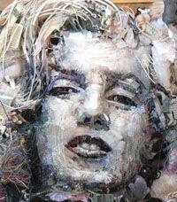 Recycled art by Tom Deininger
