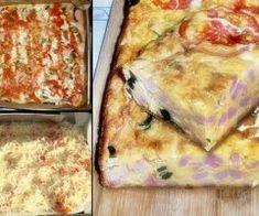 Mereu fac cate o tava in plus ca din prima nu apuc sa mananc deloc! Pizza, Good Food, Yummy Food, Romanian Food, Lasagna, Quiche, Delish, Food And Drink, Dinner