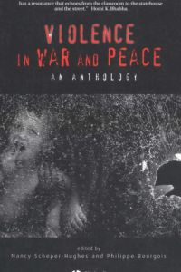 """From Hannah Arendt's """"banality of evil"""" to Joseph Conrad's """"fascination of the abomination,"""" humankind has struggled to make sense of human-upon-human violence. Edited by two of anthropology's most passionate voices on this subject, Violence in War and Peace: An Anthology is the only book of its kind available: a single volume exploration of social, literary, and philosophical theories of violence."""