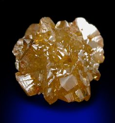 Sphalerite from Frontier Dolostone Products Quarry, Lockport, Niagara County, New York
