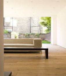 Wide Oak Flooring www. Oak Flooring, Flooring Ideas, Floors, Chelsea London, Cool Rooms, Life Is Beautiful, Interior And Exterior, Dining Bench, Flooring Installation