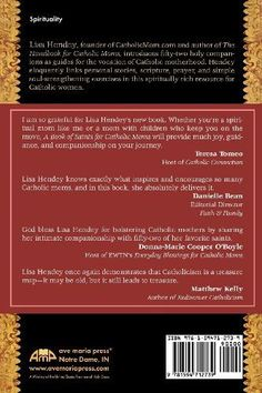 A Book of Saints for Catholic Moms: 52 Companions for Your Heart, Mind, Body, and Soul (Ave Maria Pr