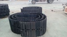 Excavator track shoe assy Excavator Parts, Track, Shoes, Zapatos, Runway, Shoes Outlet, Truck, Shoe, Track And Field