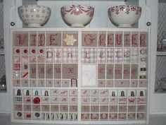 Nouveautés en point de croix par Rouge Antique - Loisirs Créatifs - BlogCréa : le Blog de BoutiCréa et des loisirs créatifs