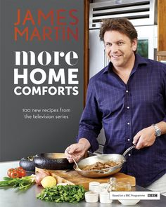 Tandoori king prawns with butter sauce recipe from More Home Comforts by James Martin | Cooked