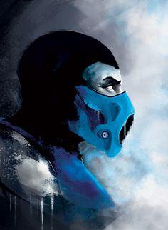 Sub-Zero (Mortal Kombat); My all time favorite MK Character