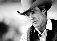 """Robert Redford // Tom Booker 'The Horse Whisperer' """"My question is how the heck could she choose her husband over Bob? The Horse Whisperer, Robert Redford, Yesterday And Today, In The Flesh, Gorgeous Men, Movie Stars, Cowboy Hats, Handsome, Husband"""