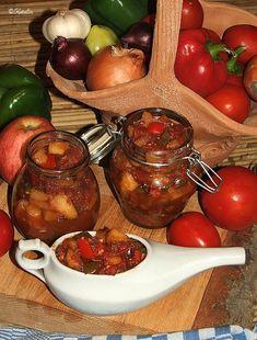 Sült paradicsomos csatni Chutney, India, Vegetables, Kitchen, Food, Goa India, Cooking, Vegetable Recipes, Eten