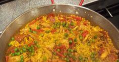 My Slimline Recipe Book: Chicken & Chorizo Paella