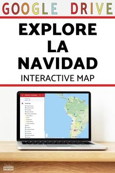 Are you trying to find lesson plans for La Navidad? Check out this virtual field trip for the holiday season in your middle school or high school Spanish classroom! No prep resources for Christmas and holidays around the world are included here in a post and go or print and go lesson plan for your Spanish class! This digital map activity is a great way to explore geography and holiday traditions in the Spanish-speaking world! Click to see more! Spanish Christmas, Middle School Spanish, Spanish Lesson Plans, Spanish Speaking Countries, Spanish Classroom, Comprehension Questions, Interactive Map, How To Speak Spanish, Holiday Traditions