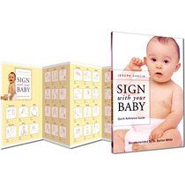 Sign with your Baby: ASL Quick Reference Guide (Plastic Laminated - American Sign Language, English, and Spanish!) (Sign With Your Baby)