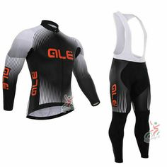 Ale Men`s Winter Long Sleeves Warm Cycling Jersey Thermal Fleece Ropa Ciclismo Maillot Sportswear MTB Bike Clothes Team Cycling Jerseys, Cycling Bibs, Cycling Outfit, Pro Cycling, Bicycle Clothing, Cycling Clothing, Mountain Bike Jerseys, Moutain Bike, Jersey Outfit