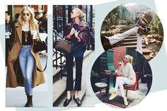 13 dicas de estilo para se vestir como Elsa Hosk, a Angel que veio do frio