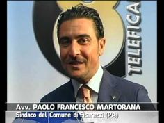 Il Sindaco di Ficarazzi Paolo Francesco Martorana ospite nei nostri studi.