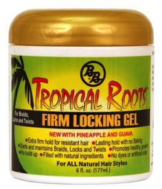 (Pack of by Bronner Brothers: BB Tropical Roots Firm Lock Gel 6 ounces Pineapple Hairstyle, Fine Curly Hair, Amazon Beauty Products, Hair Gel, Synthetic Wigs, Locks, Natural Hair Styles, Hair Care, Tropical