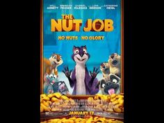 High resolution official theatrical movie poster ( of for The Nut Job Image dimensions: 2000 x Directed by Peter Lepeniotis. Starring Will Arnett, Katherine Heigl, Brendan Fraser, Liam Neeson Stephen Lang, Brendan Fraser, Will Arnett, Katherine Heigl, Movies 2014, Hd Movies, Watch Movies, Latest Movies, Cloud Movies