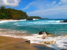 Maui North Beach, Hawaii... #Travel #Vacation #Beach #Maui #Hawaii .. See more... https://www.facebook.com/media/set/?set=oa.771091919595150&type=1