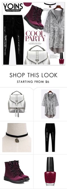 """""""Velvet"""" by ucetmal-1 ❤ liked on Polyvore featuring OPI and Charlotte Tilbury"""