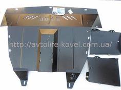 Защита двигателя. Fiat Doblo. 1,9. 01-.KOLCHUGA