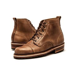 Railroad Revival Tour Blucher Boot | HELM Boots