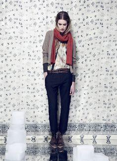 Cotelac - collection automne 2012