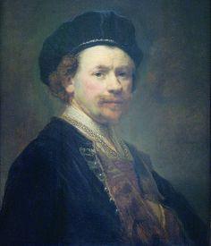AH Selbstportrait 1635 circa 3c - Norton Simon Museum   Flickr - Photo Sharing!